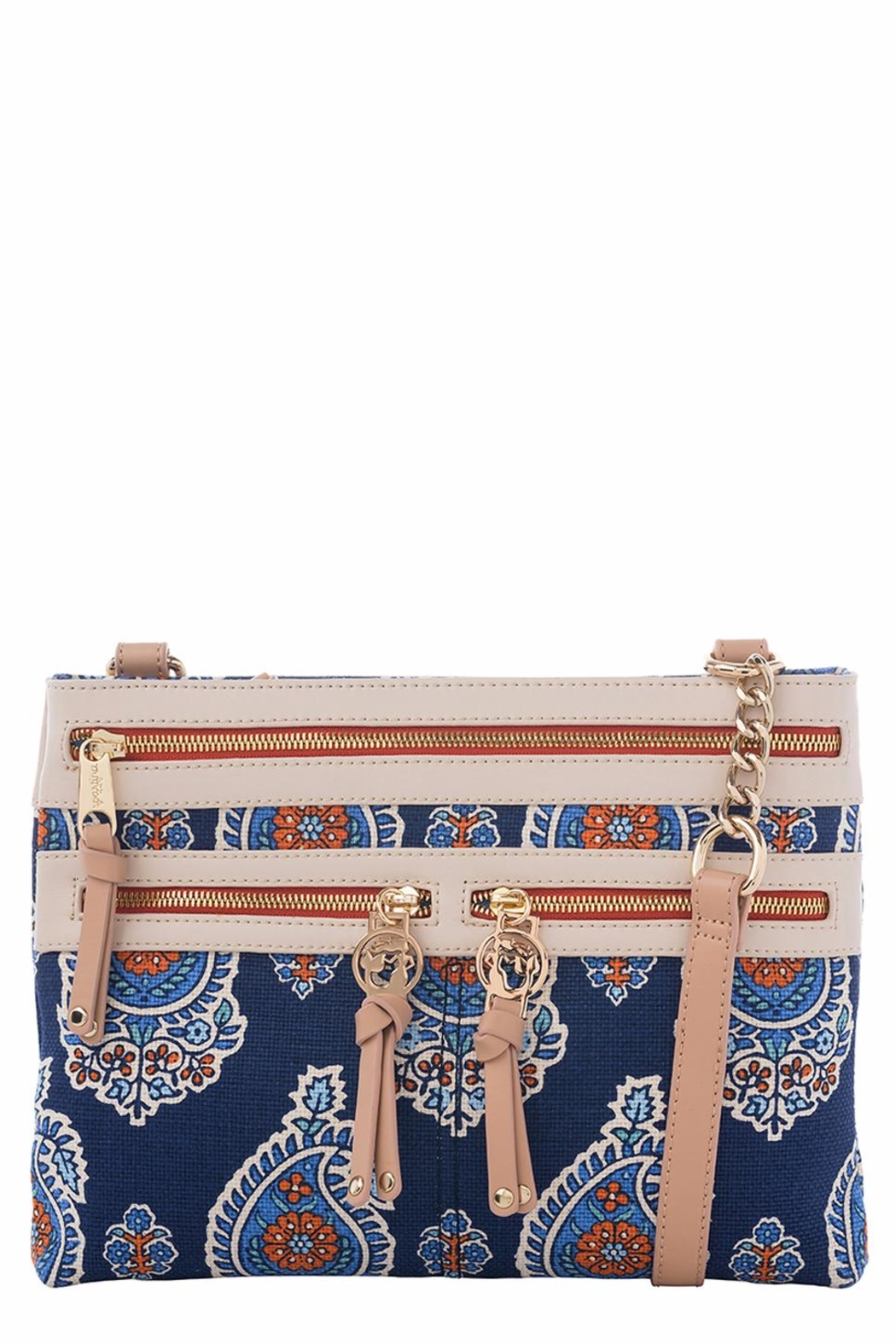 Spartina 449 Zipper Hipster Pouch - Main Image