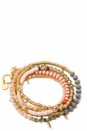 Spartina 449 Boho Bead Wrap Bracelet - Product Mini Image