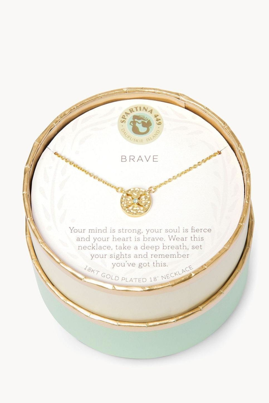 Spartina 449 Brave Necklace - Front Full Image