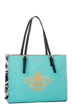 Shoptiques Product: Bumblebee Sand Tote Bag