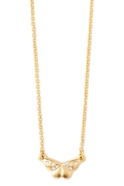 Spartina 449 Butterfly Necklace - Front full body