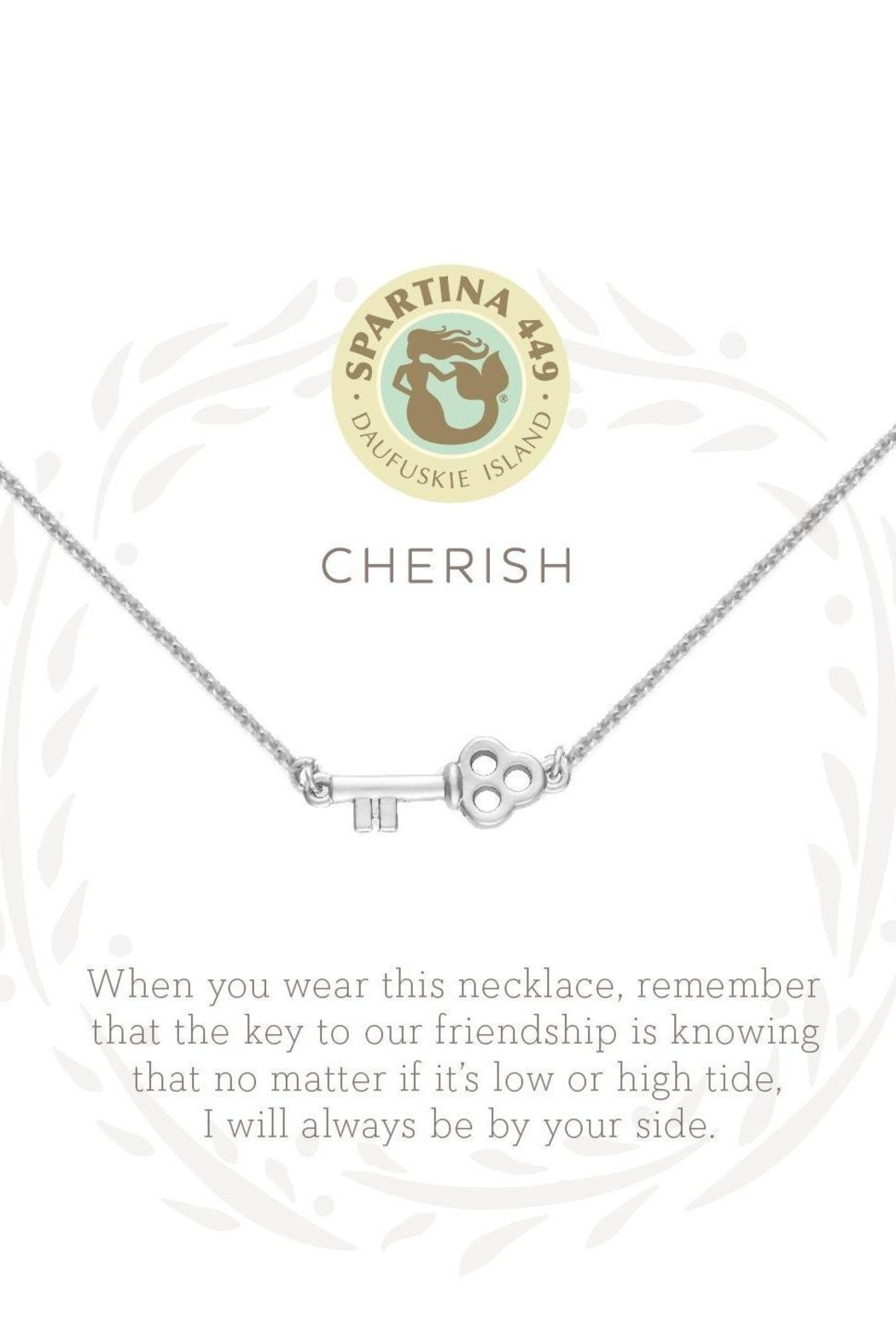 Spartina 449 Cherish Necklace - Front Full Image