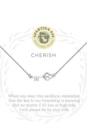 Spartina 449 Cherish Necklace - Front full body