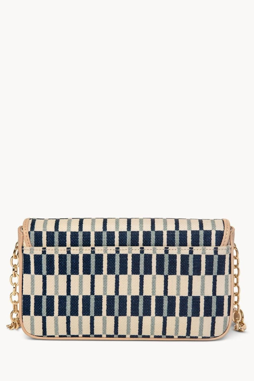 Spartina 449 Daise Captain Crossbody - Side Cropped Image