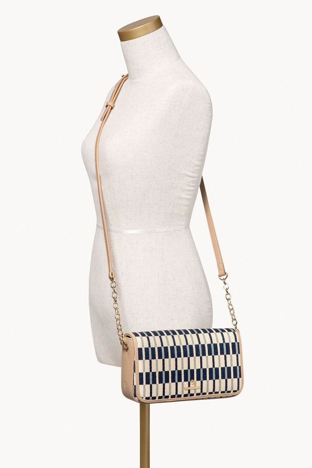 Spartina 449 Daise Captain Crossbody - Back Cropped Image