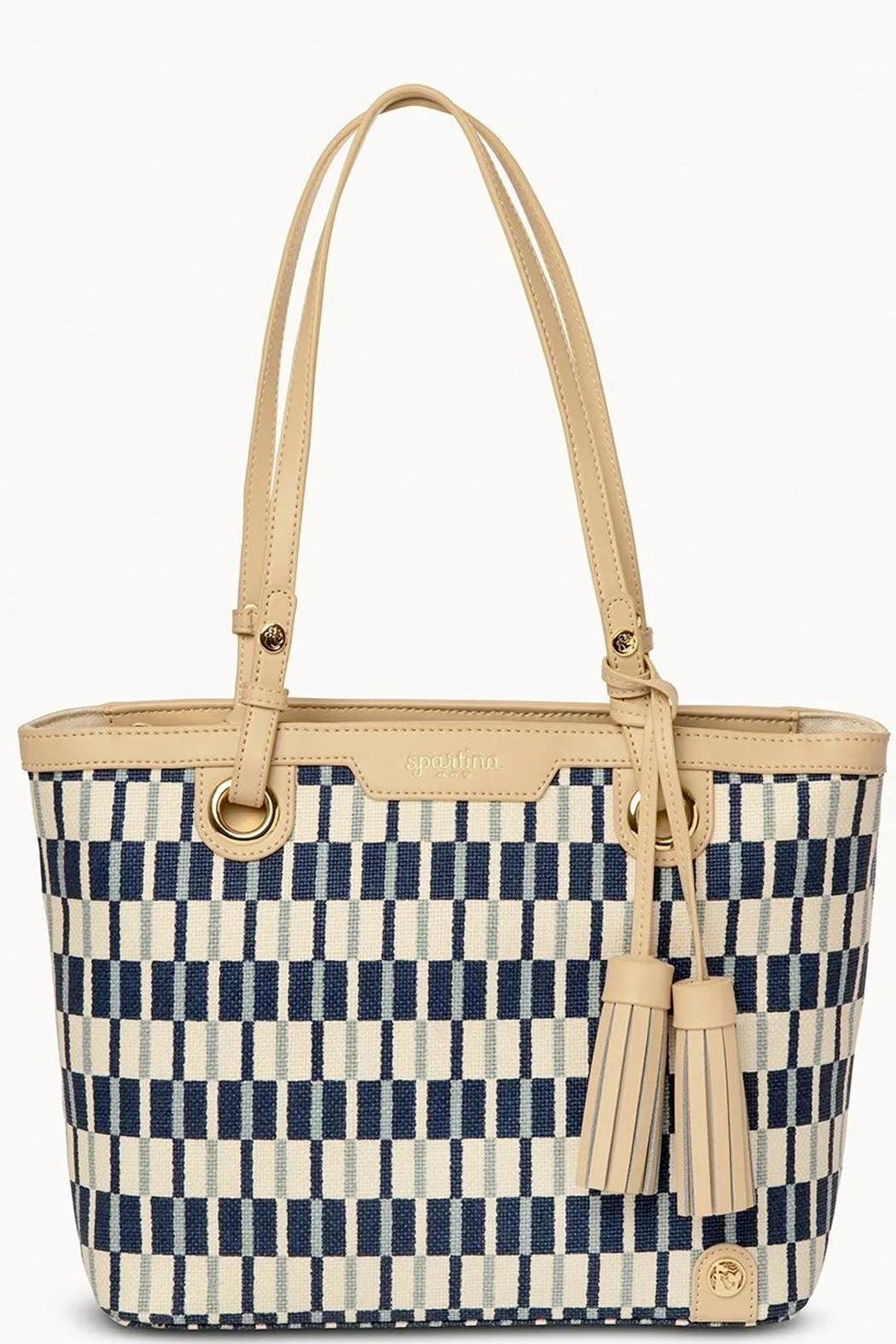 Spartina 449 Island Tote - Front Cropped Image
