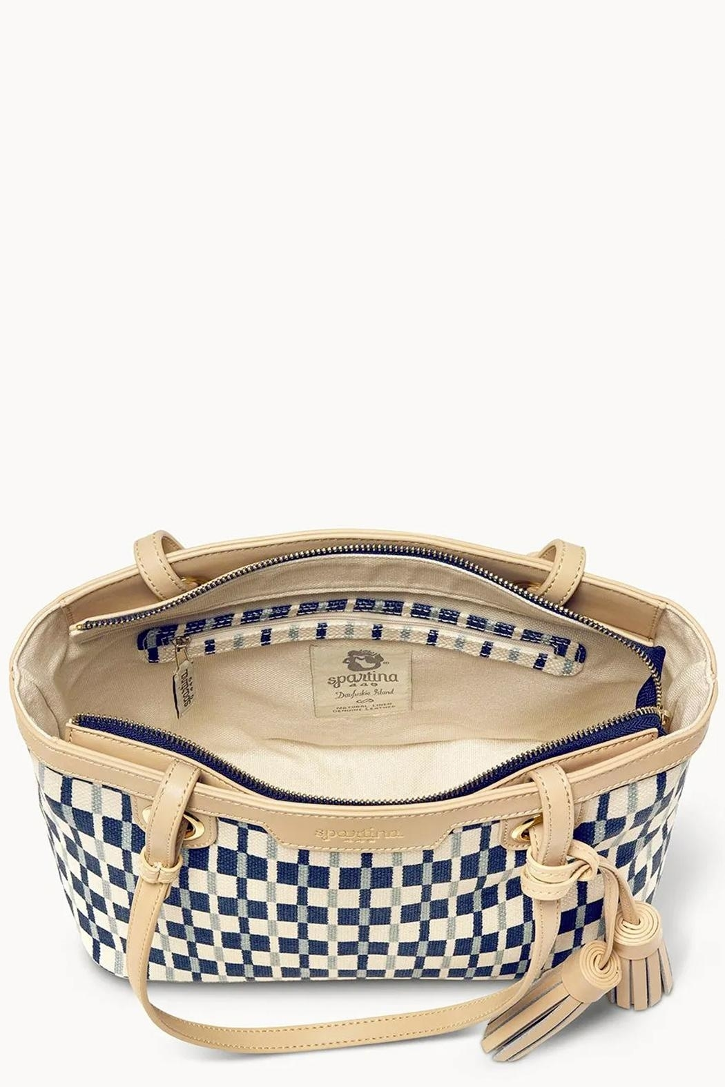 Spartina 449 Island Tote - Front Full Image