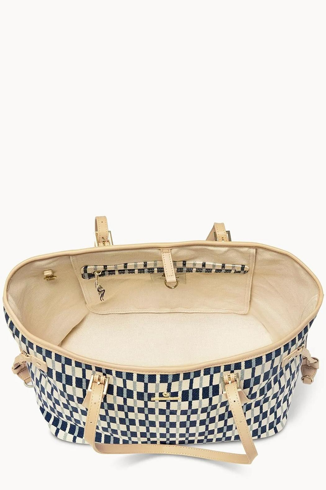 Spartina 449 Daise Jetsetter Tote - Side Cropped Image
