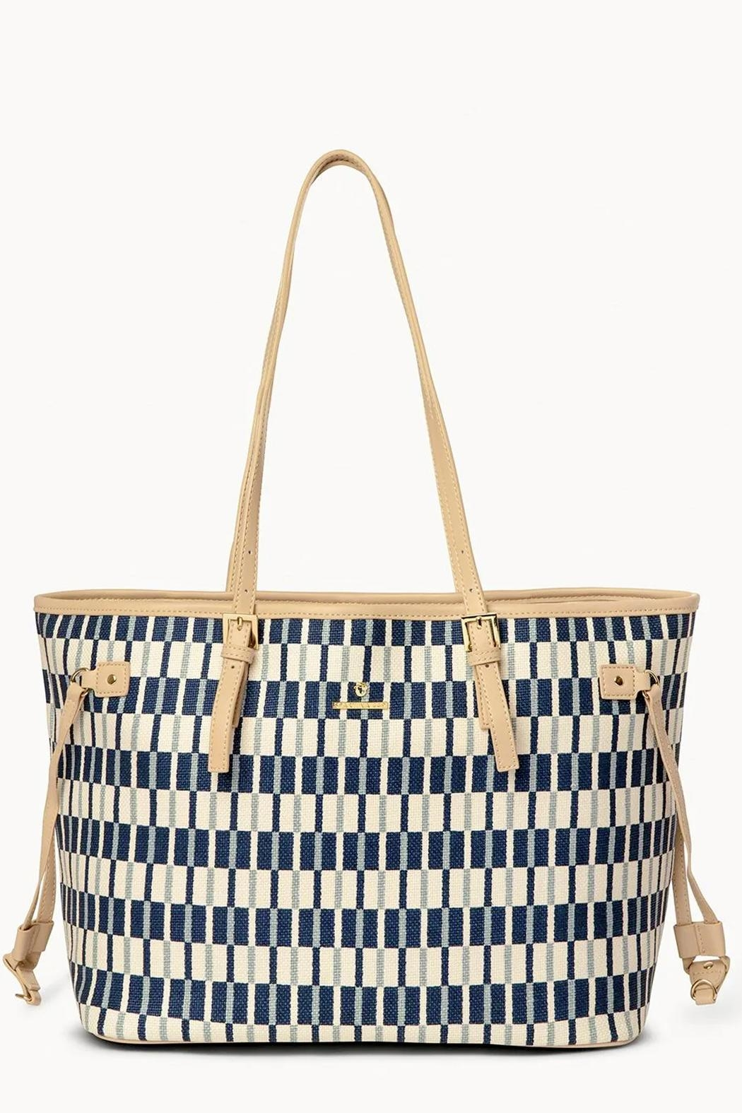 Spartina 449 Daise Jetsetter Tote - Main Image