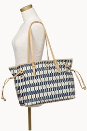 Spartina 449 Daise Jetsetter Tote - Back cropped