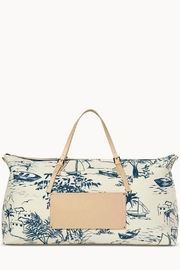 Spartina 449 Daise-Seascape Voyager Duffle - Front full body