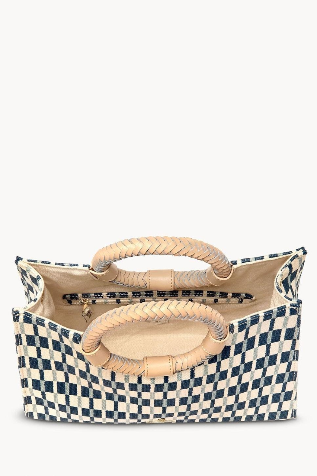 Spartina 449 Daise Shopper Tote - Front Full Image