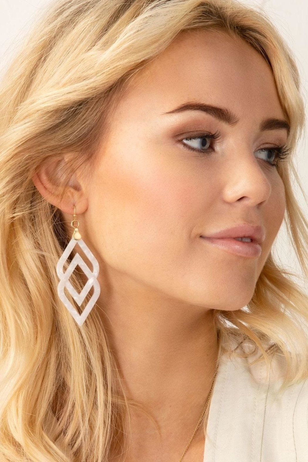 Spartina 449 Deco Drama Earrings - Front Full Image