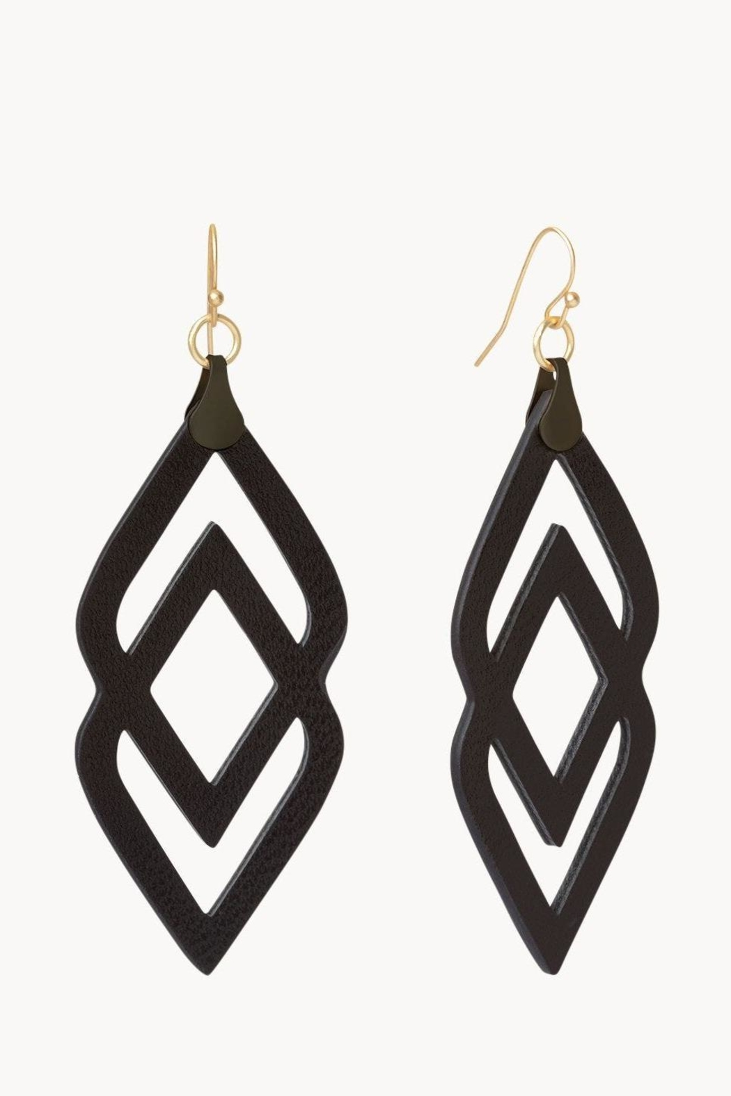 Spartina 449 Deco Leather Earrings - Main Image