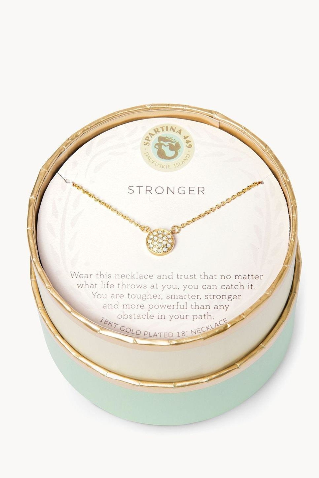 Spartina 449 Stronger Necklace - Front Full Image