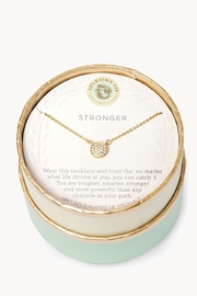 Spartina 449 Stronger Necklace - Front full body