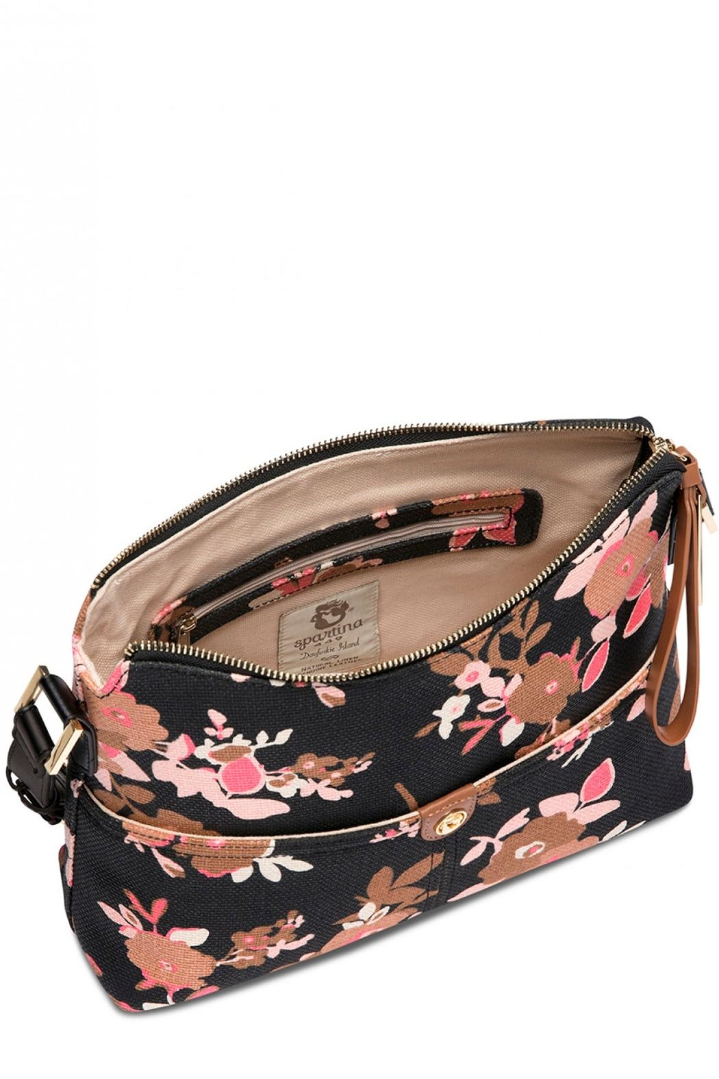 Spartina 449 Dixie Hobo Bag - Side Cropped Image