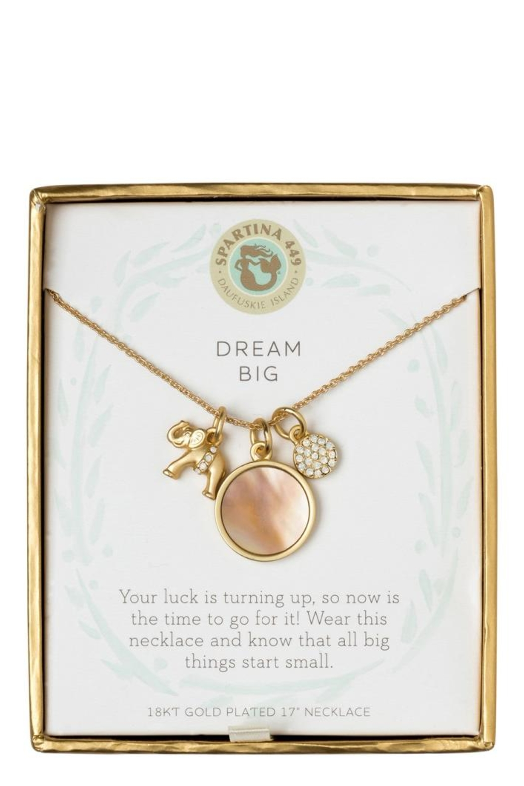 Spartina 449 Dream Big Necklace - Main Image