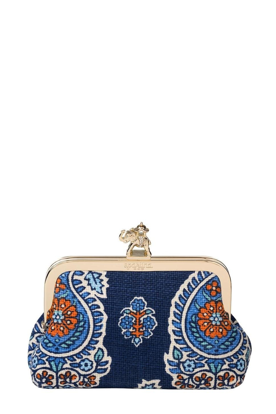 Spartina 449 Elephant Coin Purse - Main Image