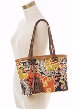 Spartina 449 Elfrida Island Tote - Alternate List Image