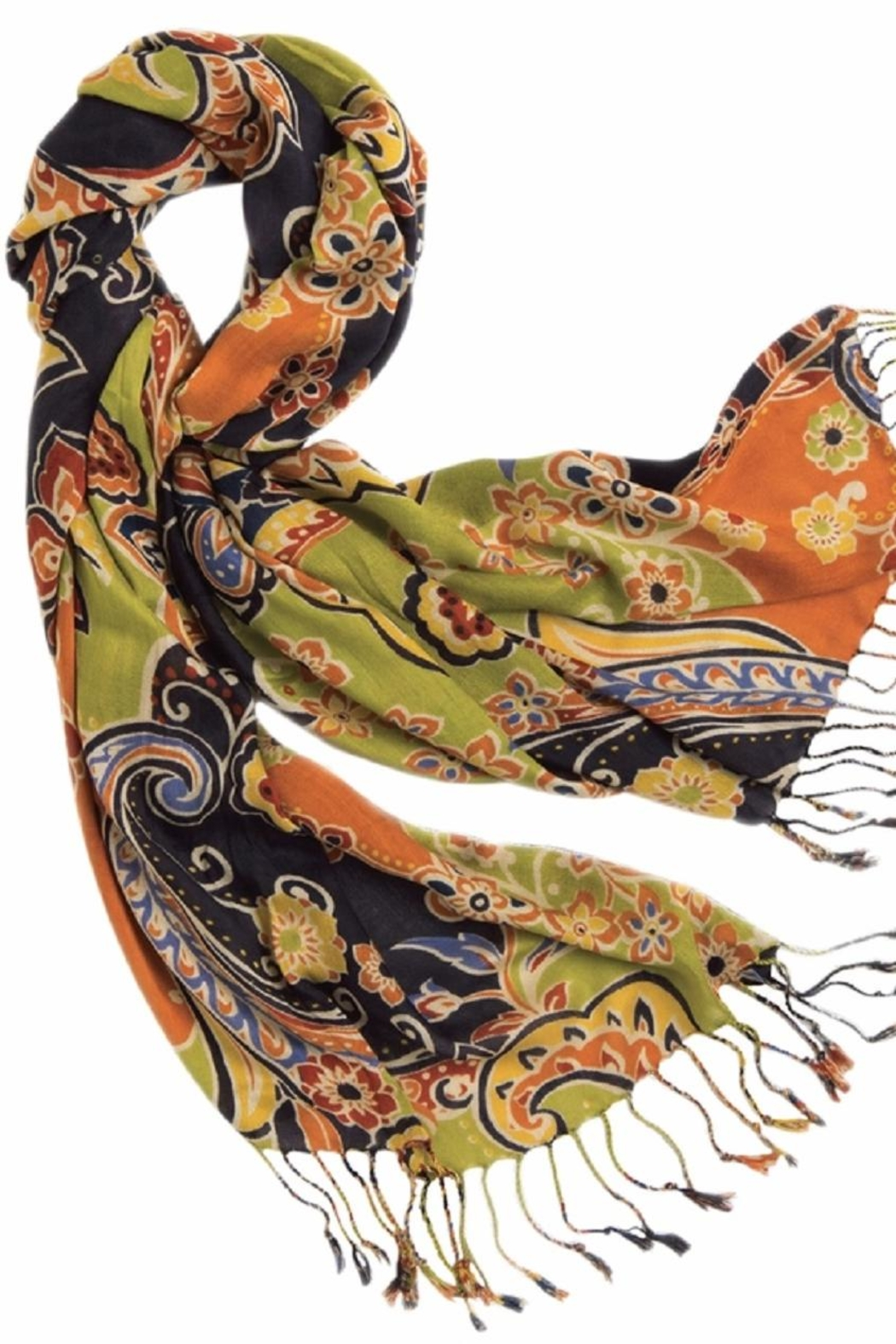 Spartina 449 Elfrida Scarf - Front Cropped Image