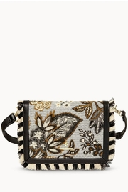 Spartina 449 Embroidered Clutch Crossbody - Product Mini Image