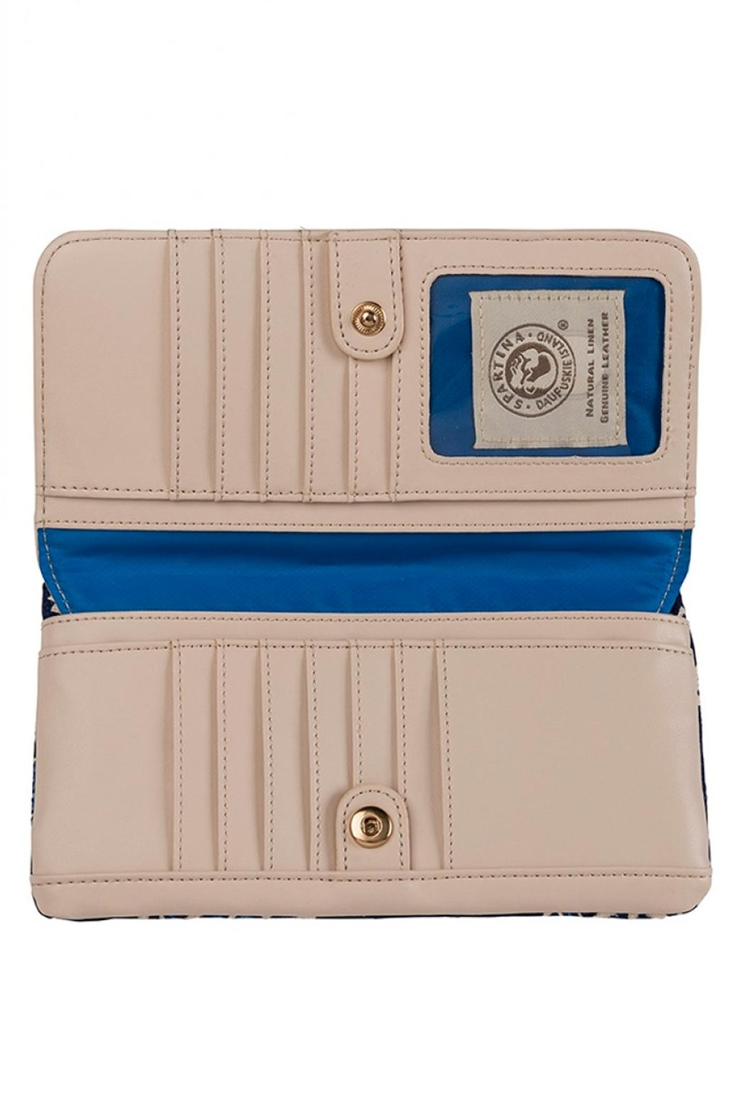 Spartina 449 Emma Wallet - Front Full Image