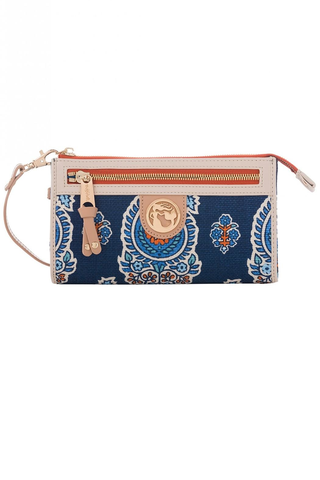 Spartina 449 Fan Fare Wallet - Front Cropped Image