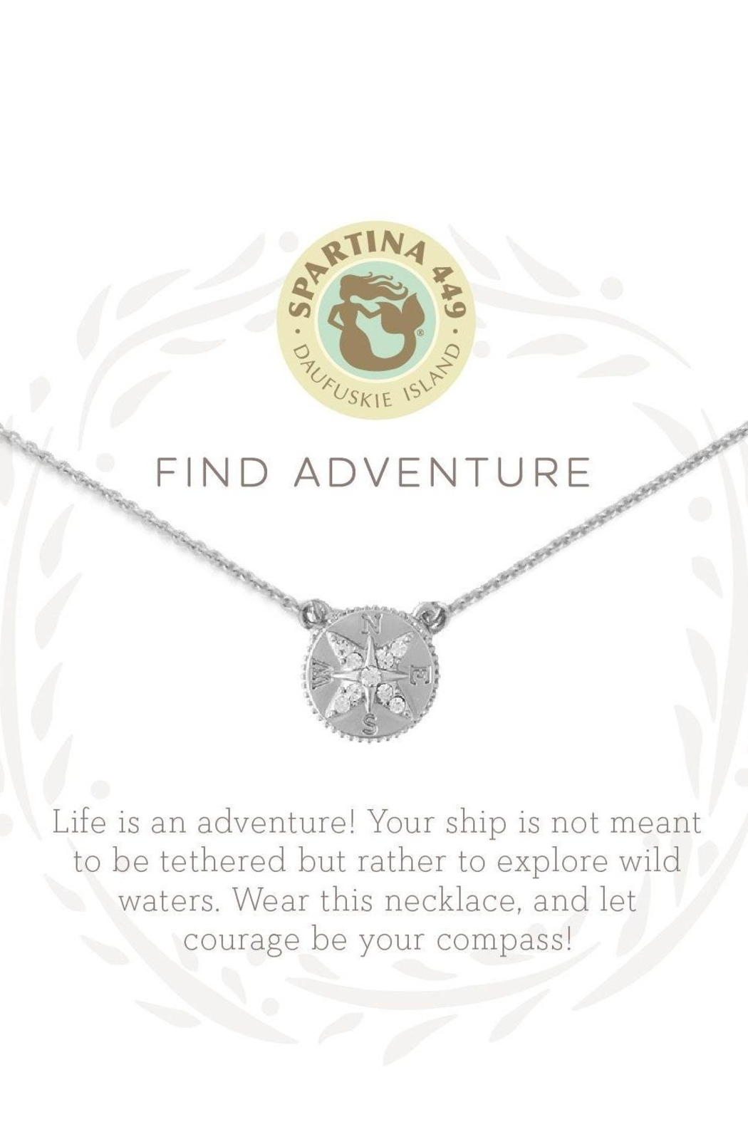 Spartina 449 Find Adventure Necklace - Front Full Image