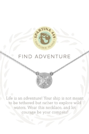 Spartina 449 Find Adventure Necklace - Front full body