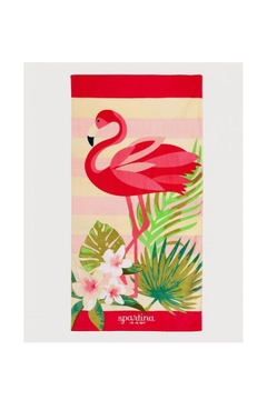Spartina 449 Flamingo Beach Towel - Product List Image