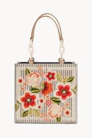 Spartina 449 Fleur-De-Vigne Box Tote - Product Mini Image
