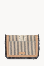 Spartina 449 Fleur-De-Vigne Clutch Crossbody - Side cropped