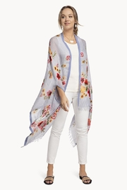 Spartina 449 Fleur-De-Vigne Summer Cape - Product Mini Image