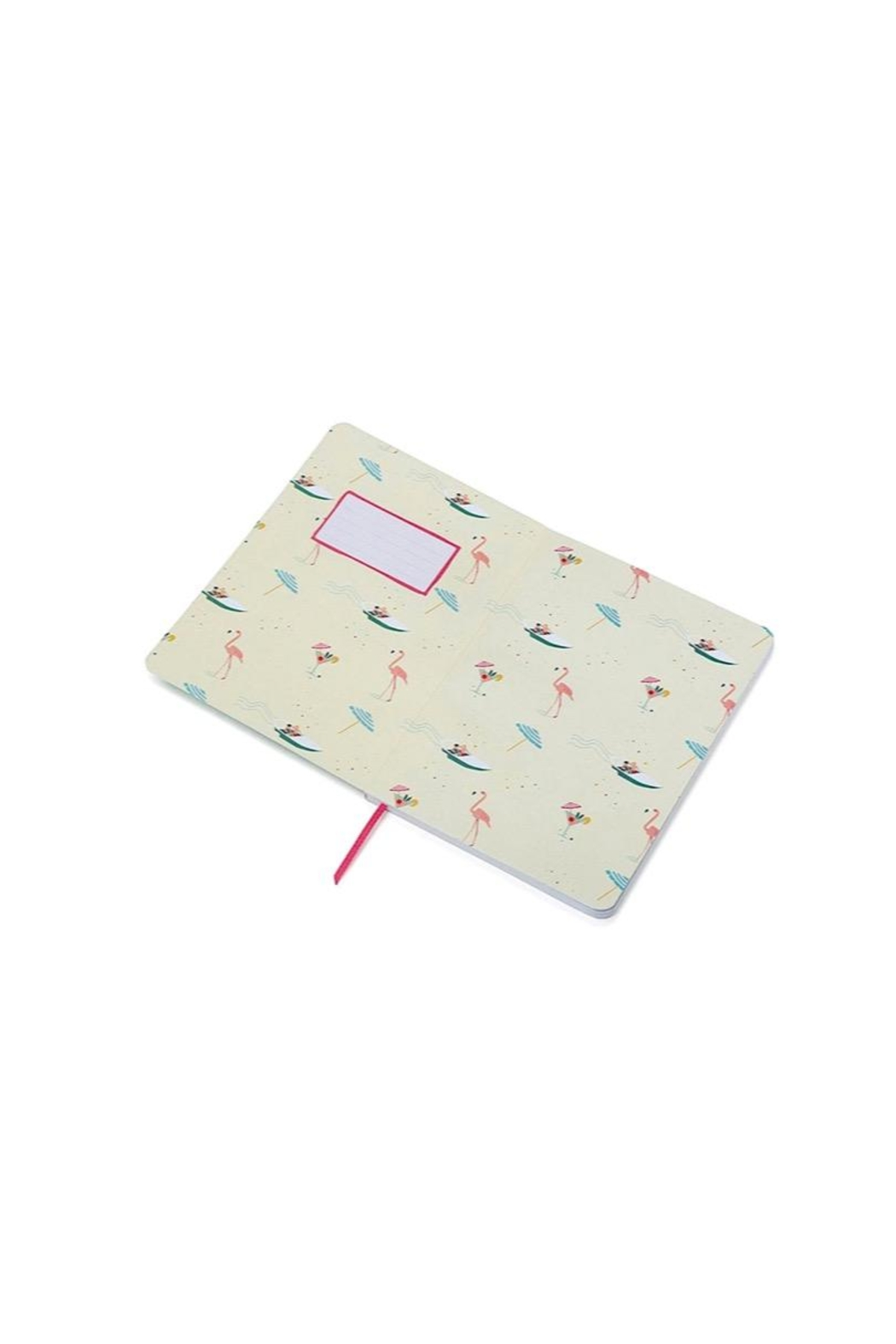 Spartina 449 Florida Ruled Notebook - Front Full Image