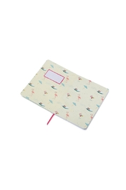Spartina 449 Florida Ruled Notebook - Front full body