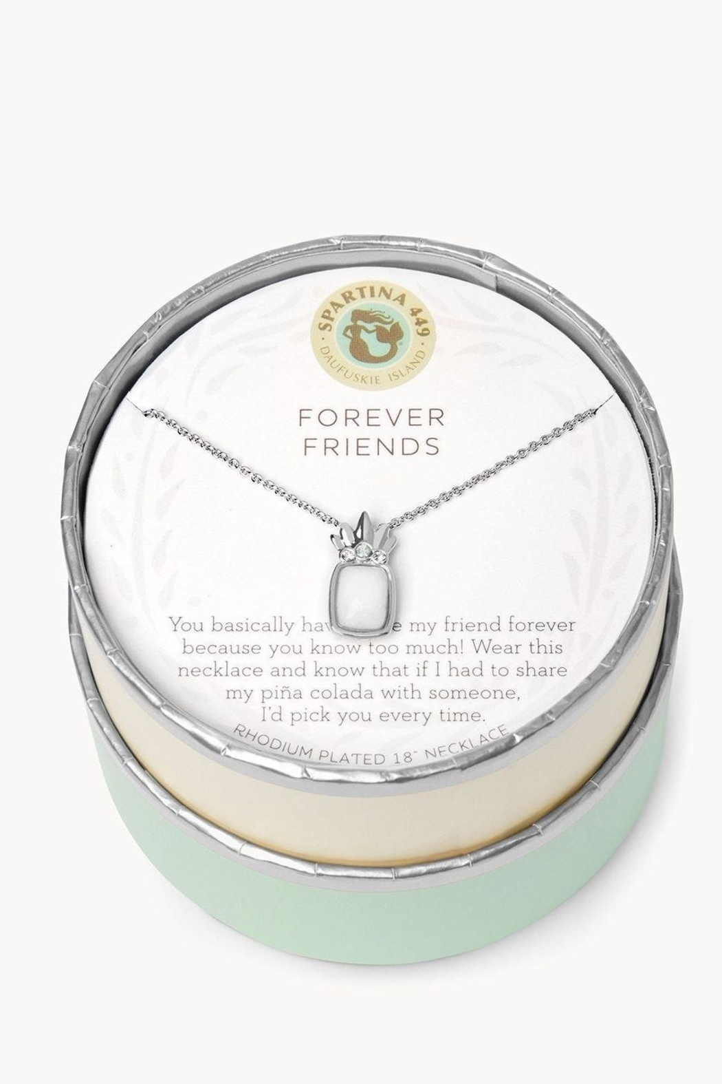 Spartina 449 Forever Friends Necklace - Front Full Image