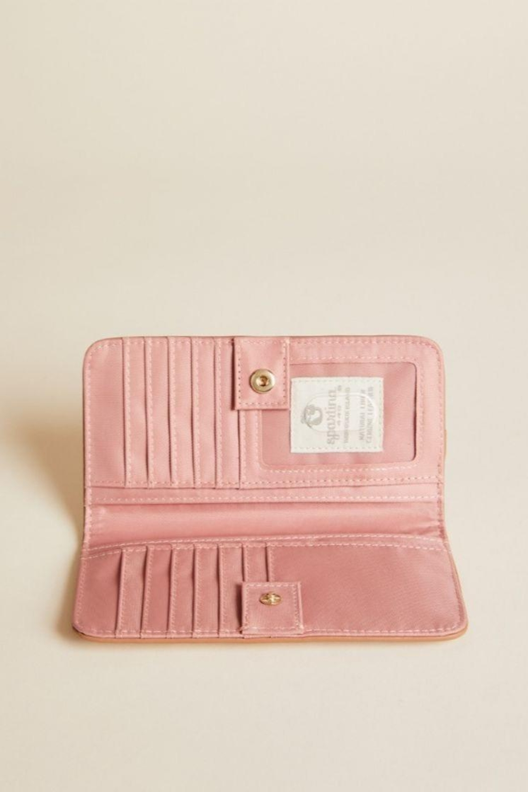 Spartina 449 Garden House Bifold Wallet - Front Full Image