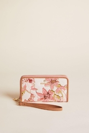 Spartina 449 Garden House Floral 449 Wallet - Front cropped