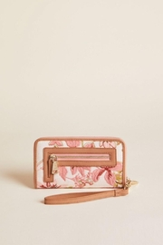 Spartina 449 Garden House Floral 449 Wallet - Side cropped