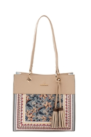 Spartina 449 Genevieve Carriage Tote - Product Mini Image
