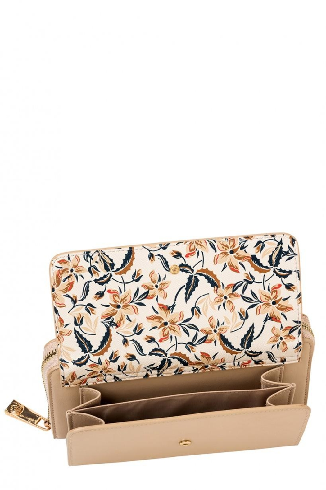 Spartina 449 Genevieve Wallet Crossbody - Front Full Image