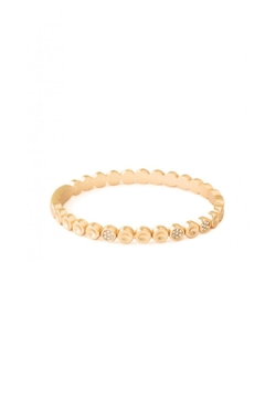 Shoptiques Product: Gilded Droplets Bracelet