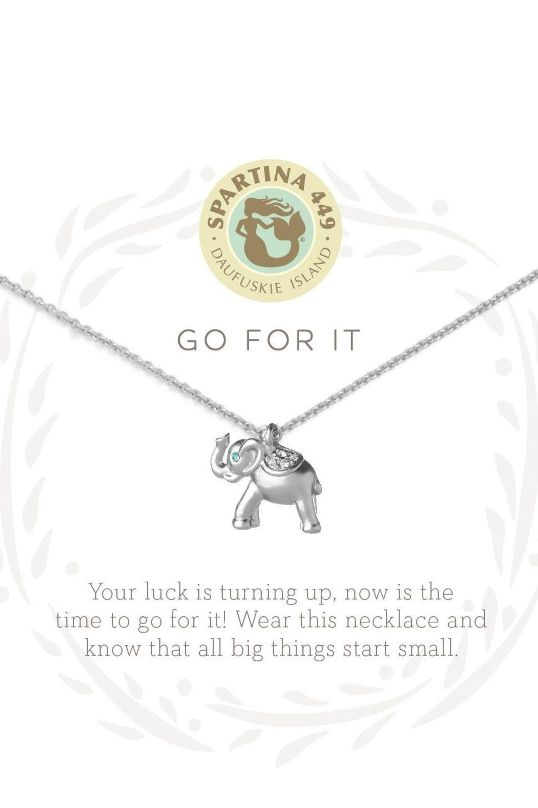 Spartina 449 Go For It Necklace - Front Full Image