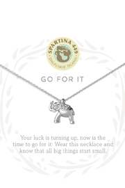 Spartina 449 Go For It Necklace - Front full body