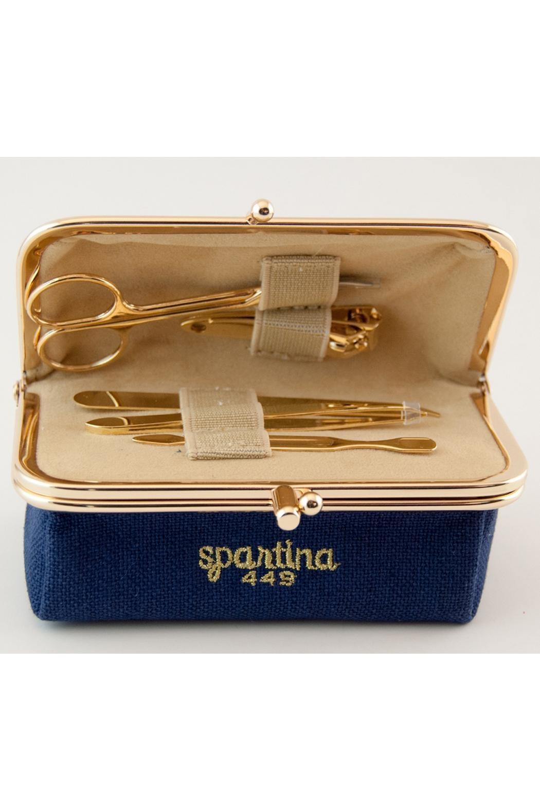 Spartina 449 Gold Manicure Set - Main Image