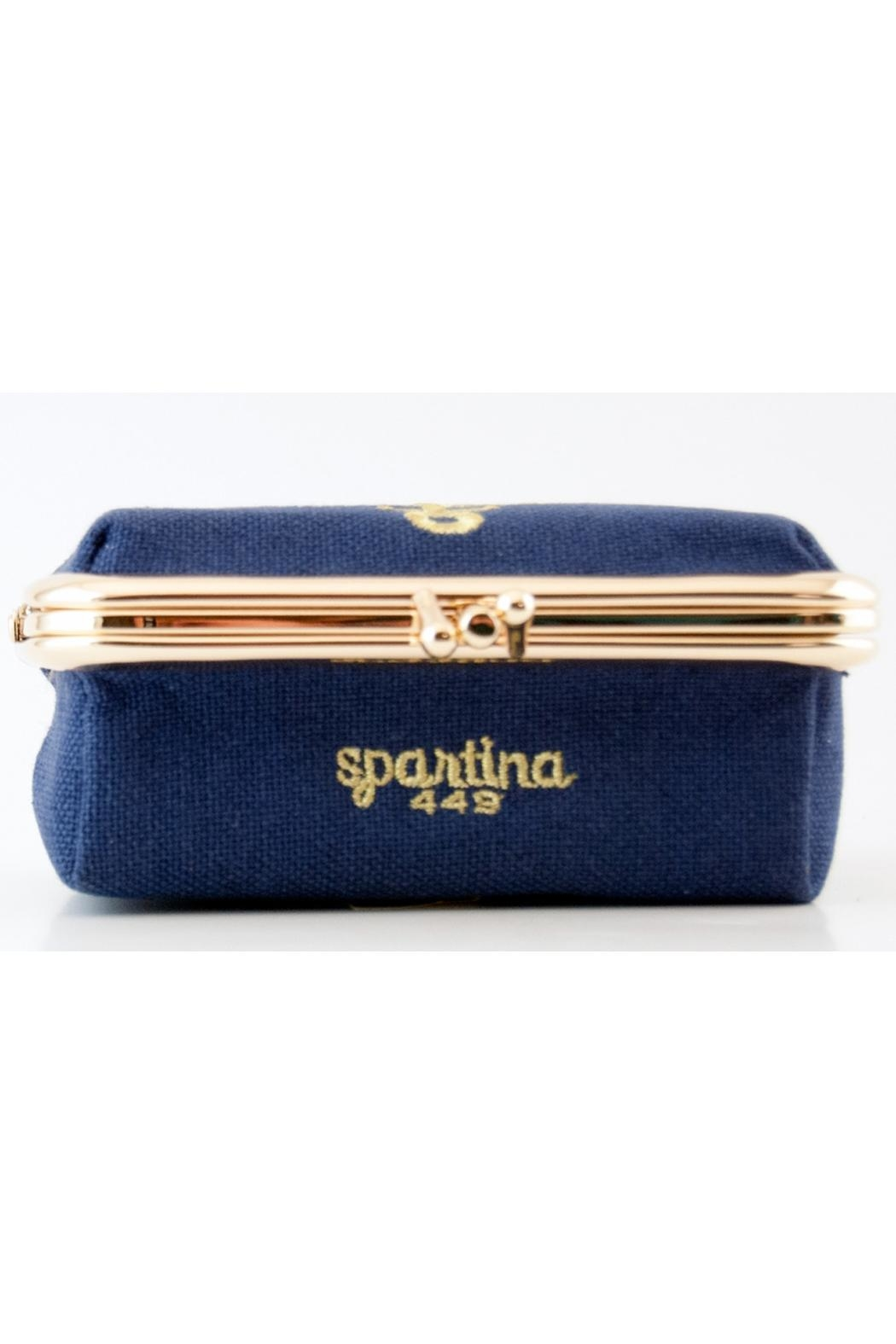 Spartina 449 Gold Manicure Set - Front Full Image