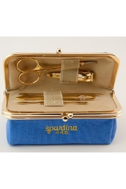 Spartina 449 Gold Manicure Set - Product Mini Image