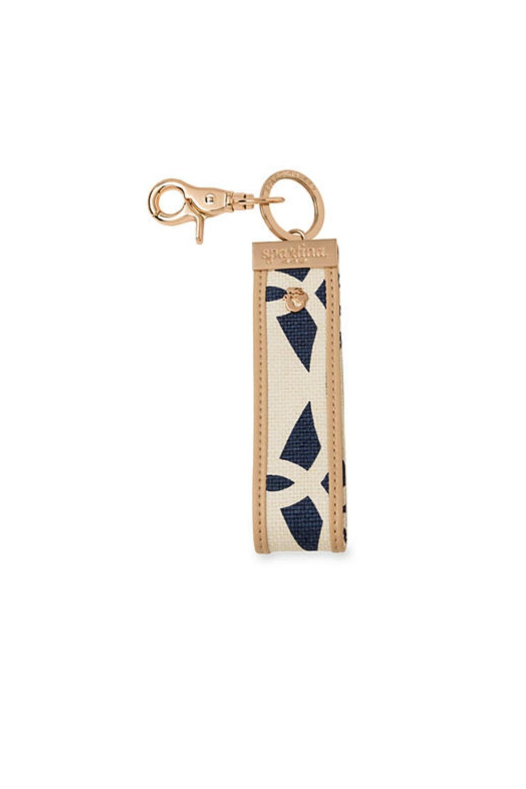 Spartina 449 Grab Go Tybrisa Keychain - Front Cropped Image