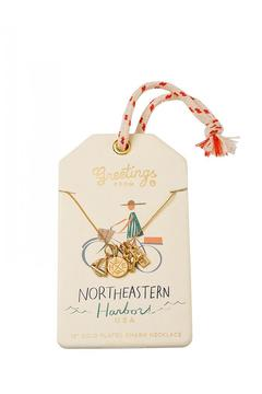 Spartina 449 Northeastern Harbors Necklace - Product List Image